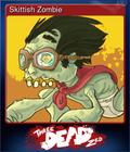 Skittish Zombie