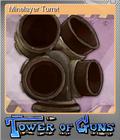 Minelayer Turret