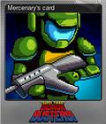 Mercenary's card