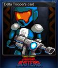 Delta Trooper's card