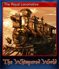 The Royal Locomotive