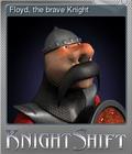 Floyd, the brave Knight