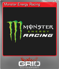 Monster Energy Racing
