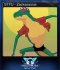 STFU - Zackasaurus