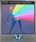 STFU - Commander Repeatski