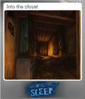 Into the closet