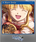 A Warm Smile