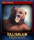 Bear Classic