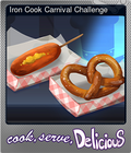 Iron Cook Carnival Challenge