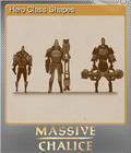 Hero Class Shapes