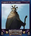 Legend of Saint Landry