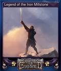 Legend of the Iron Millstone