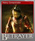 Heavy Conquistador