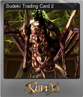 Sudeki Trading Card 2