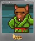 Karate Rat