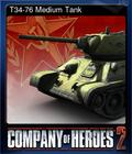 T34-76 Medium Tank