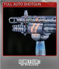 FULL AUTO SHOTGUN