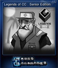 Legends of CC : Senior Edition