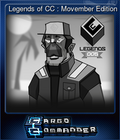 Legends of CC : Movember Edition