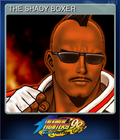 THE SHADY BOXER