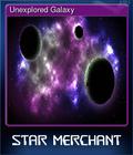 Unexplored Galaxy