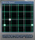 Matrix Speed