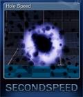 Hole Speed