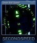 Green Ball Speed