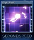 Purple Speed
