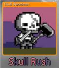 Skull Swordman