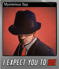 Mysterious Spy