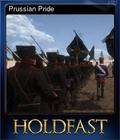 Prussian Pride
