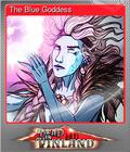 The Blue Goddess