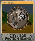 Armored ball