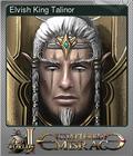 Elvish King Talinor