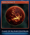 Alpha Centauri E