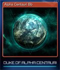 Alpha Centauri Bb