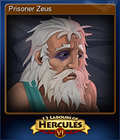 Prisoner Zeus
