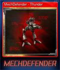 MechDefender - Thunder