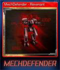 MechDefender - Revenant