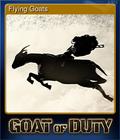 Flying Goats