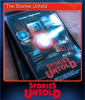 The Stories Untold