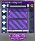 Glorch Blocking Field