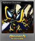 Alphamon:Ouryuken