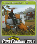 Redlands Harvester TR 22