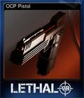 OCP Pistol