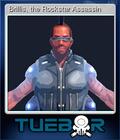 Brillis, the Rockstar Assassin