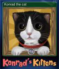 Konrad the cat