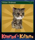 Kitten Andreas
