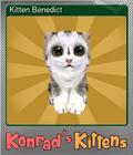 Kitten Benedict